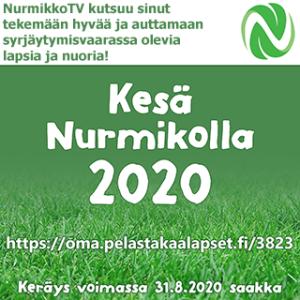 Kesä Nurmikolla 2020