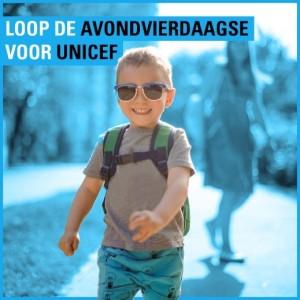 Avondvierdaagse Home Edition  voor UNICEF