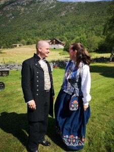 Ine & Johans bryllup