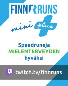FinnRuns Mini Plus - mielenterveyden hyväksi