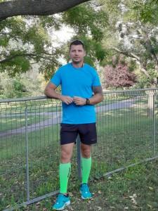 Félmaratoni futás a gyerekekért