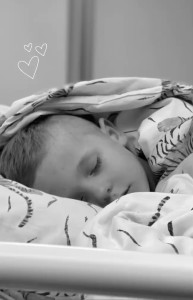 Tobias - Små hjerter kan også føle store ting