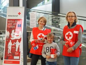 Hungerdagen 40 år - Esbo svenska avdelning