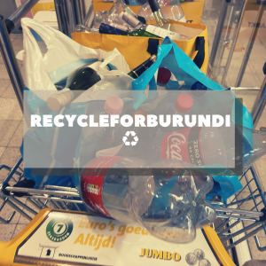 Recycle for Burundi