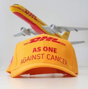DHL Express Landvetter AS ONE mot cancer