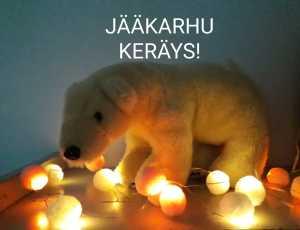 Apua jääkarhuille!