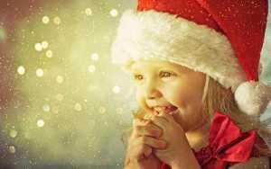 Gledelig Jul til barn i Norge