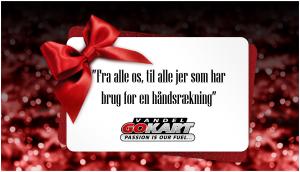 Vandel Gokarts julehjælp 2020