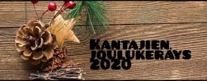 Kantajien joulukeräys 2020