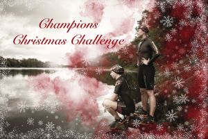 Champions Christmas Challenge - Save the Oceans