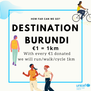 Destination Burundi: Run/Walk/Cycle