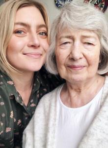 Jennin ja mummokaverin ystävänpäiväkeräys