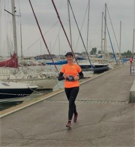Tue ihmisoikeustyötä - Minä juoksen!