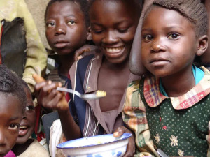 Save the orphans and vulnerable children