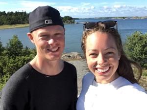 Janina & Markus för Östersjön
