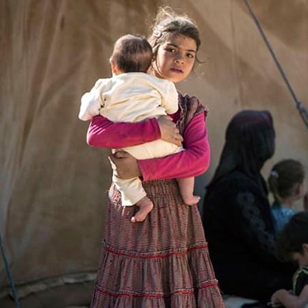 Syriske barn