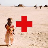 Røde Kors' arbejde