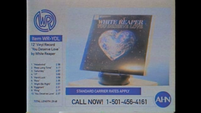 Call Now! Promos for White Reaper