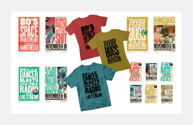 Fringe Festival Campaign