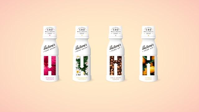 Hectare's CBD Innovations Brand Identity