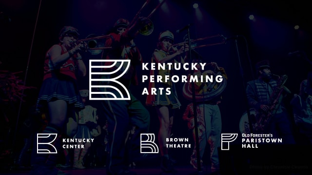 Kentucky Performing Arts Rebrand