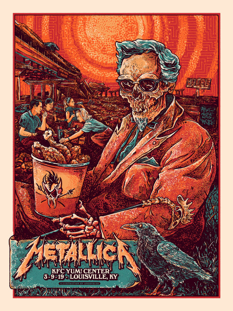 Metallica: KFC YUM Center
