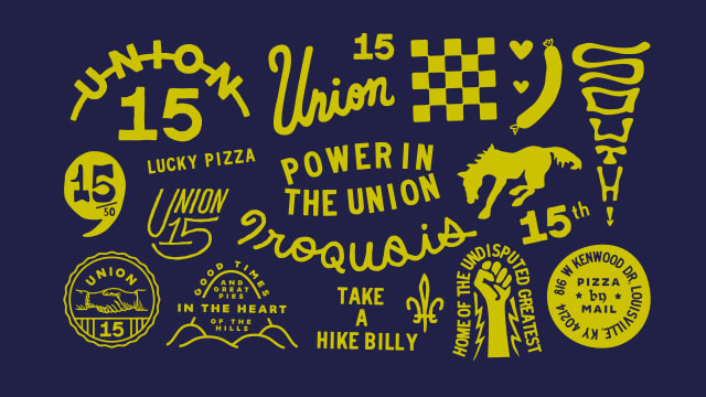 Union 15 Branding