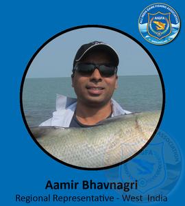 Aamir bhavnagri   regional representative   west