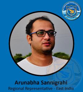 Arunabha sannigrahi   eastern representative