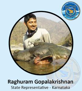 Raghuram gopalakrishnan   karnataka
