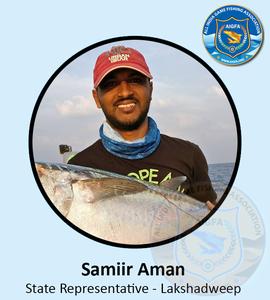 Samiir aman   lakshadweep