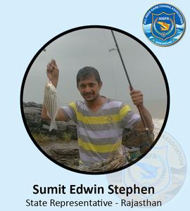 Sumit edwin stephen   rajasthan