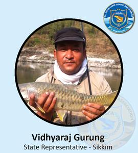 Vidhyaraj gurung   sikkim