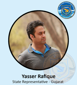 Yasser rafique   gujarat