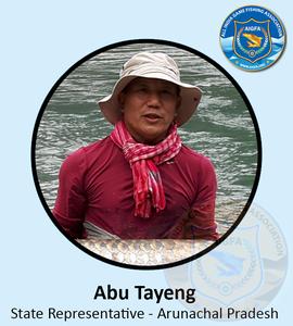 Abu tayeng   arunachal pradesh