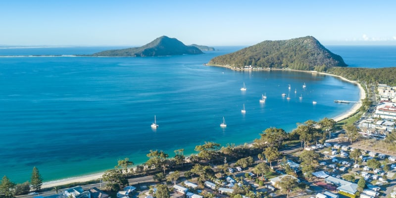 12 best places to camp near Shoal Bay Beach NSW
