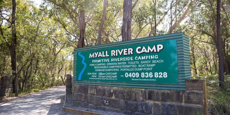 Picture of Myall River Camp