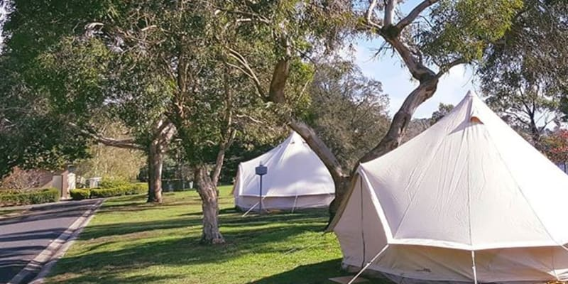 Top 10 camping areas with powered sites near Mount Gambier, SA