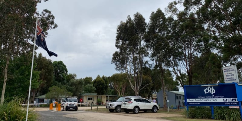 Top 19 camping areas with dump spots near Lake Tyers Beach