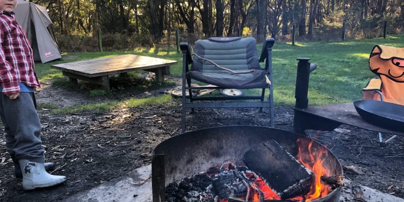 Top 10 free campsites near Barwon Heads, VIC