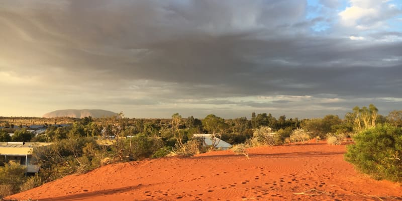 Picture of Ayers Rock Camping Resort