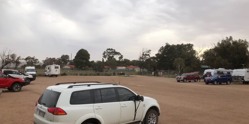 Picture of Port Augusta Sports Club Motorhome Park