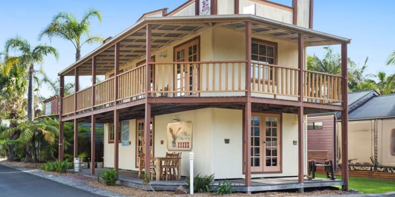 Wairo Beach Tourist Park - Aircamp