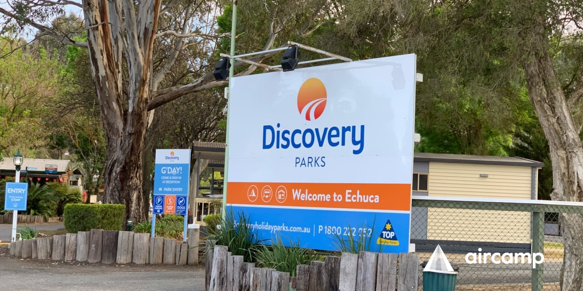 Discovery Parks - Echuca - Aircamp