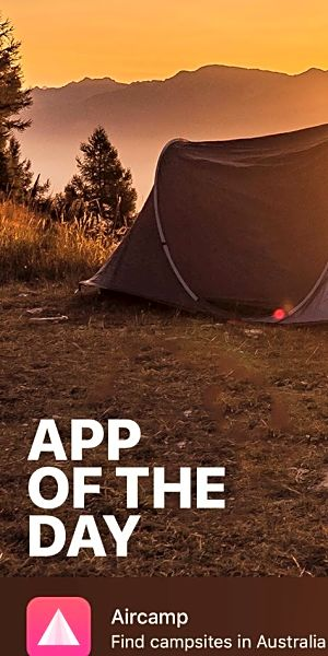 App of the day article