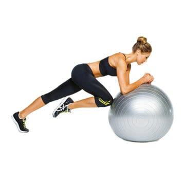 Fit Ball Fitness Class