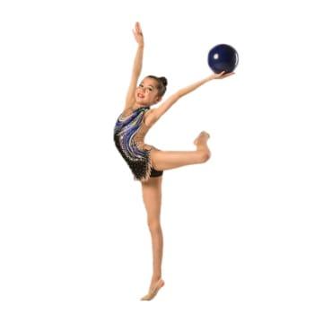Kids Rhythmic Gymnastics Class