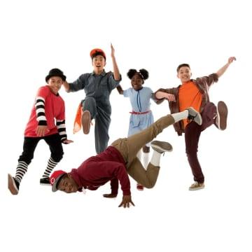 Kids Hip-Hop Dance Class