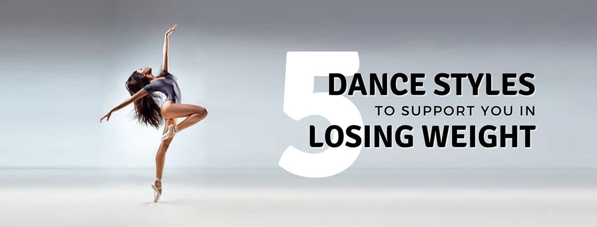 5 dance styles to support you in losing weight