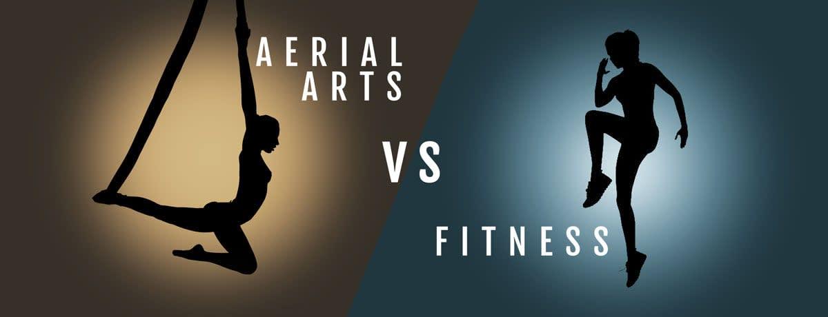 Fitness vs Aerial